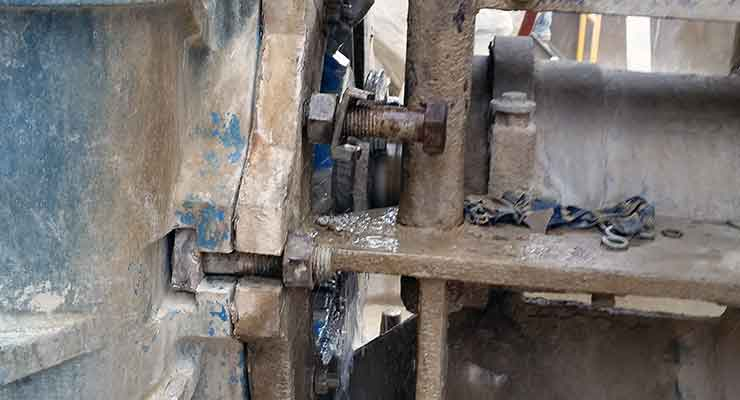 Slurry Sealing Maintenance