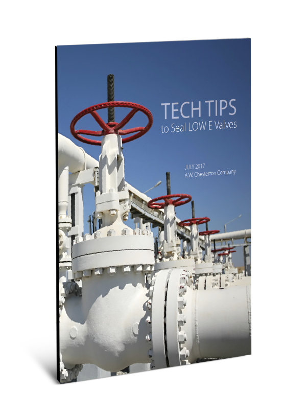 Tech Tips for Valve Packing - Low Emissions