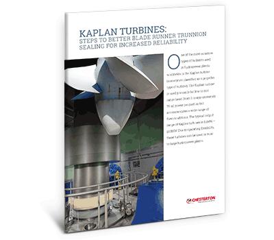 E-book: Kaplan Turbine - Reliable Sealing
