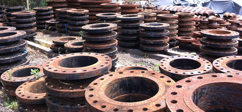 A.W. Chesterton Corrosion can quickly degrade unprotected inventory.
